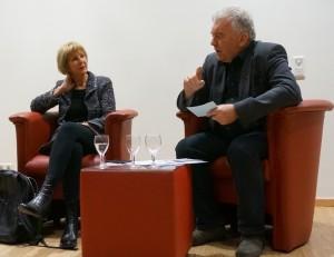 Brigitte Pothmer & Hansi Volkmann