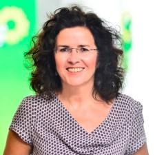 Die Grüne Landesministerin Gabriele Heinen-Kljajić (Foto: Tom Figiel)