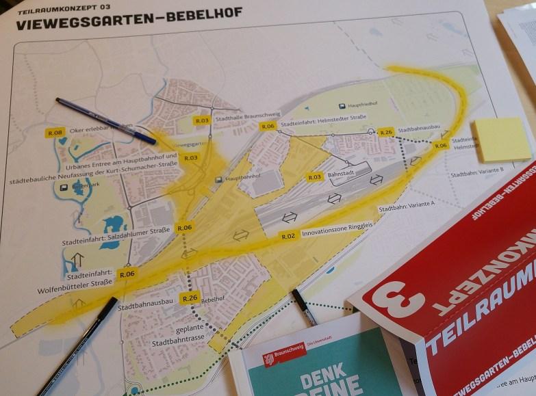 Stadtbahnnetz