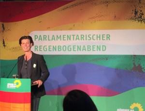 Bild: Bündnis 90/Die Grünen Braunschweig, Parlamentarischer Regenbogenabend Berlin Ehe für alle