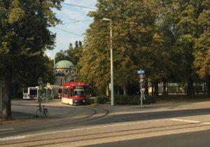 Bild: Bündnis 90/Die Grünen Braunschweig; Stadtbahn Haltestelle Helmstedter Straße;