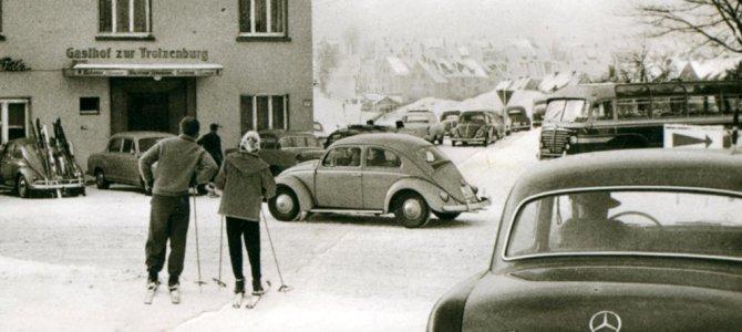 Winterfreuden anno dazumal
