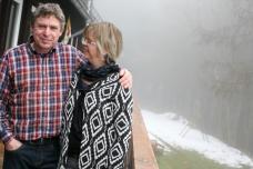 Detlef und Christine Zisick, Herbergseltern