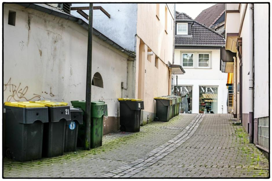 Schaumgasse in Meinerzhagen