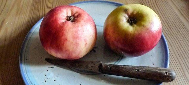 Das Geheimnis der Apfelsorte