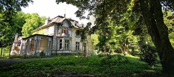Upgrade für die Villa im Park