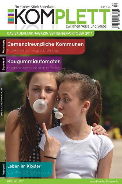 """Sauerlandmagazin """"Komplett"""""""