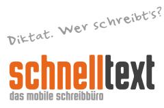 Schnelltext - Schreibarbeit: Textdienstleistungen aller Art erledigt Stefanie Schildchen, Hahnenbecke 18, 58540 Meinerzhagen, Tel. 02354/779433 - schnelltext.de