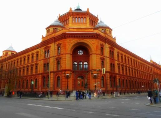 Alte Postfuhramt