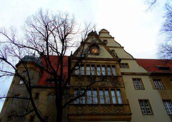 Amtsgericht von Vorne