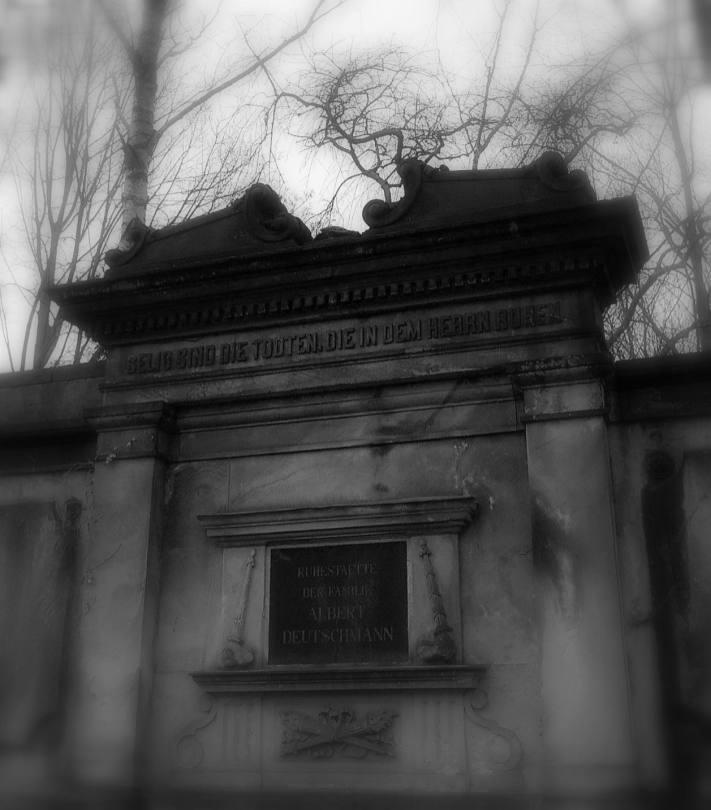 Alte Grabstätte