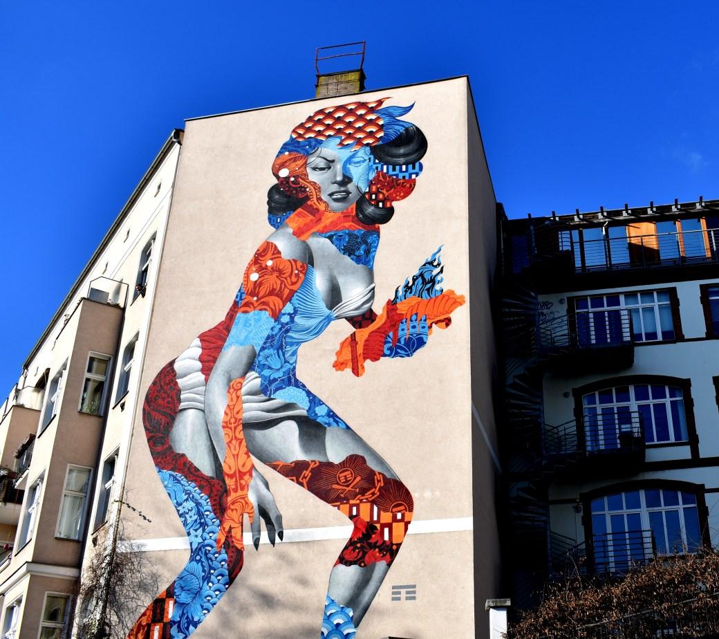 Street Art Prenzlberg