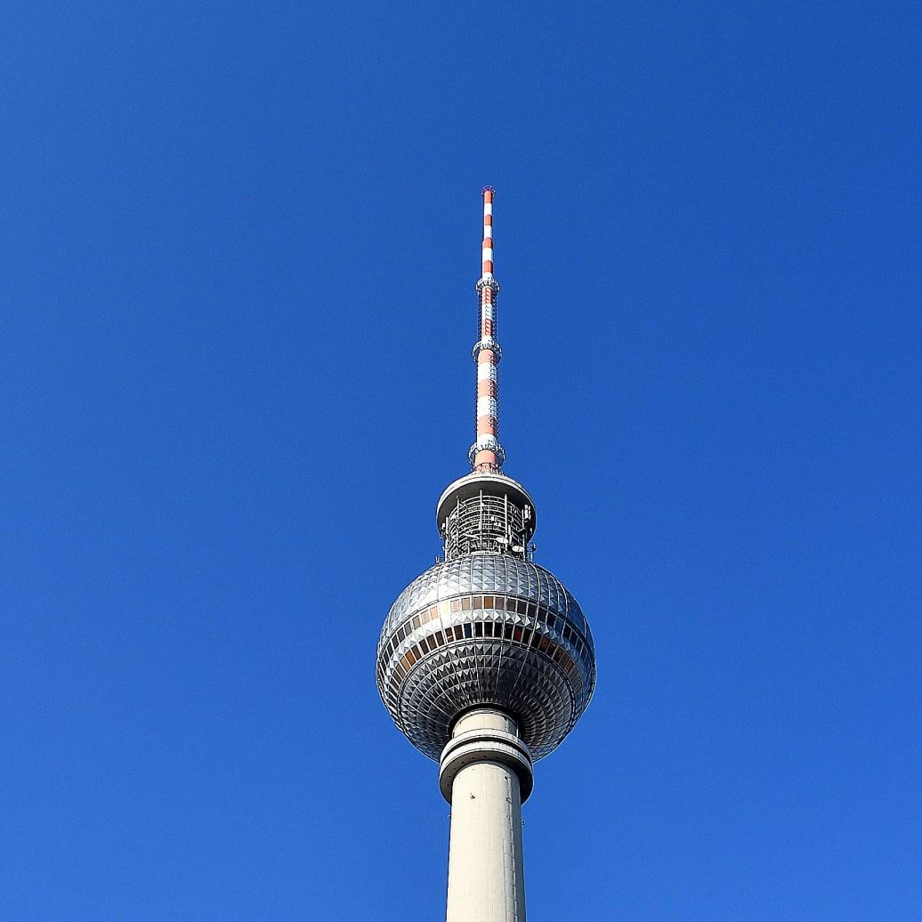 Spitze Fernsehturm