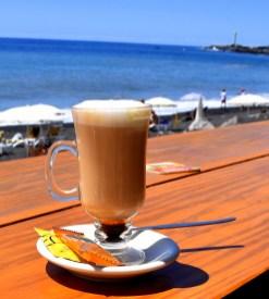 Kaffeepause Strandbar