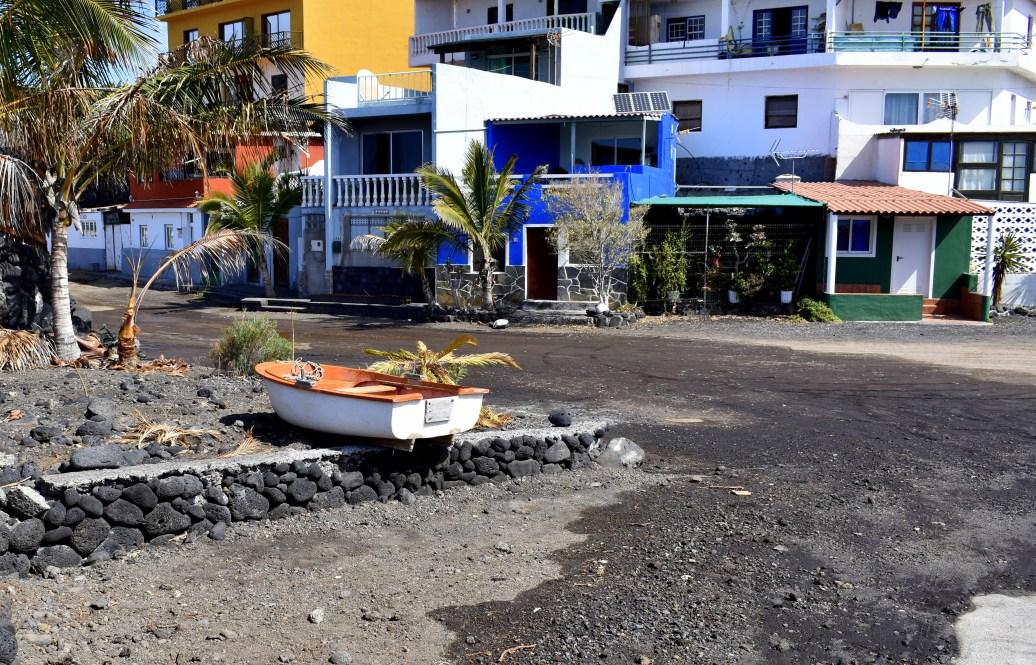 La Bombilla - Einfahrt zum Wasser