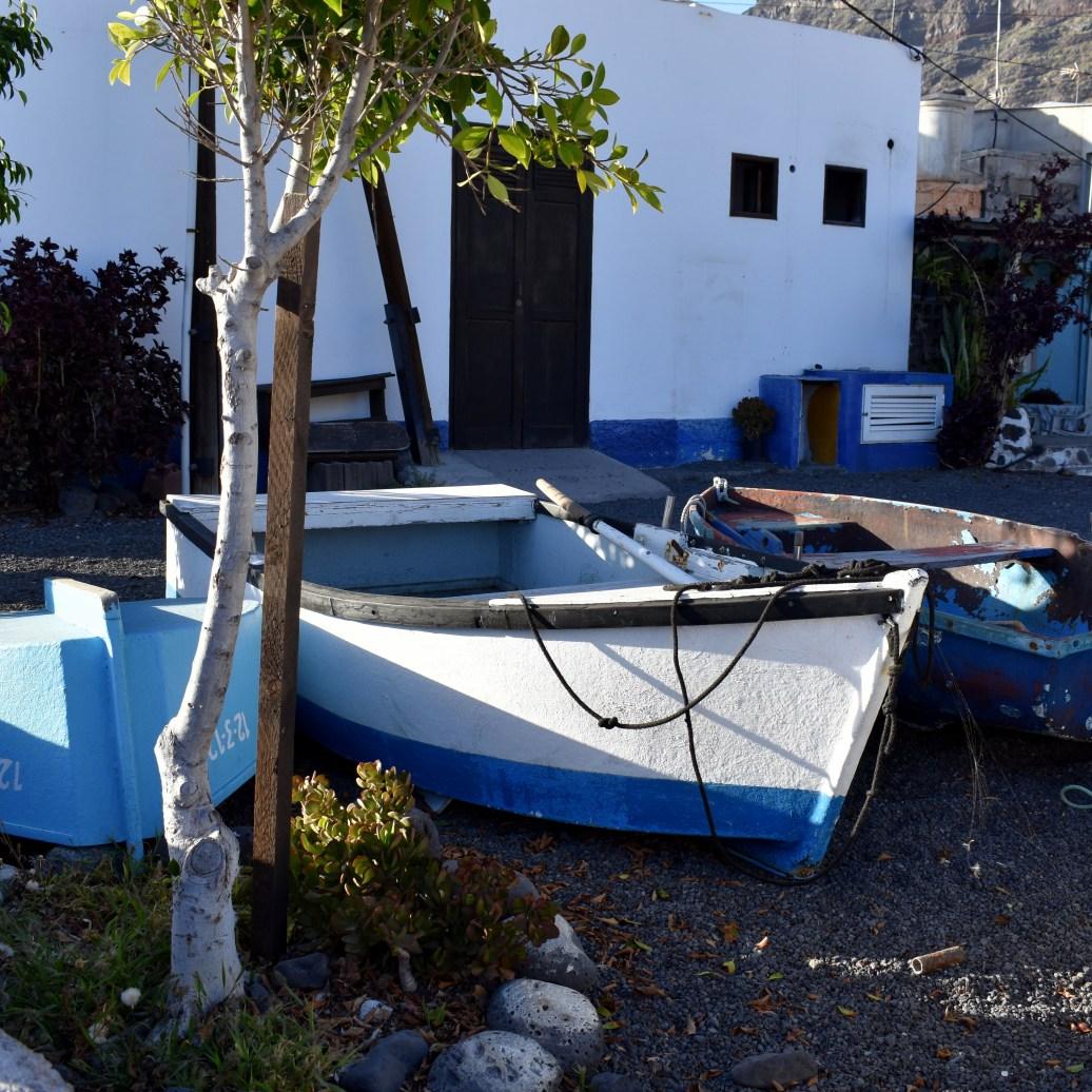 Parkplatz Boote El Remo