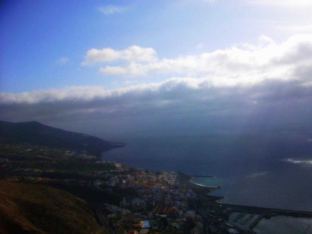 Himmel über La Palma