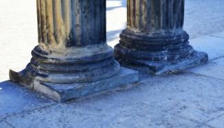 Säulenfüße