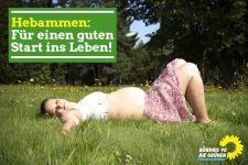 Kreisverwaltung beantwortet Anfrage der Grünen zur Hebammenversorgung