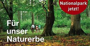 Nationalpark Teutoburger Wald? Ja bitte!