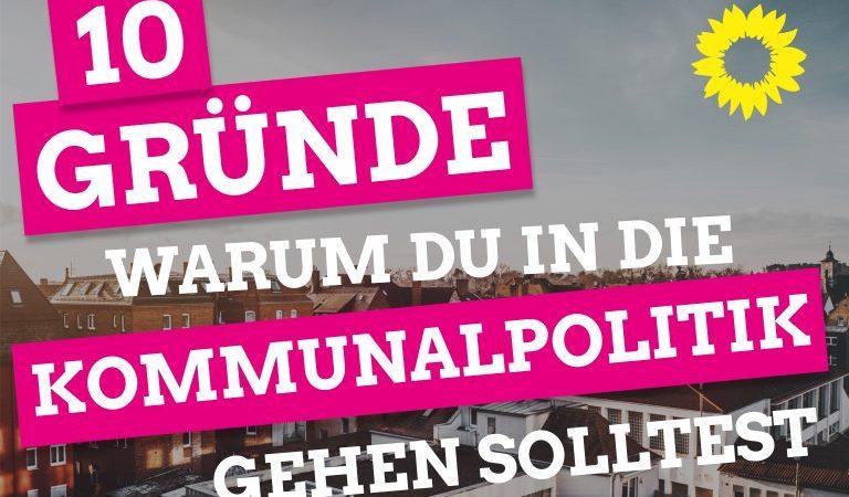 Sharepic 10 Gründe Kommunalpolitik