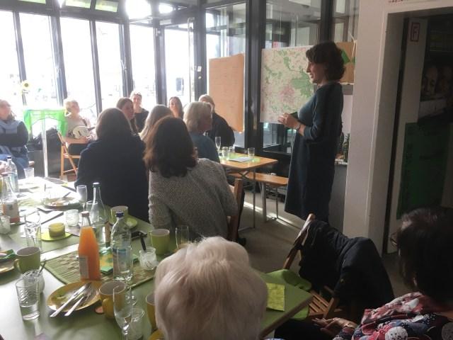 Dr. Katharina Kleine Vennekate Frauenfrühstück 2020 Rede