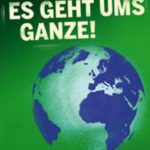 Plakat Es geht ums Ganze (Planet Erde)