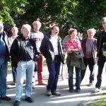 Umweltausschuss besichtigt Grün auf Wallanlagen