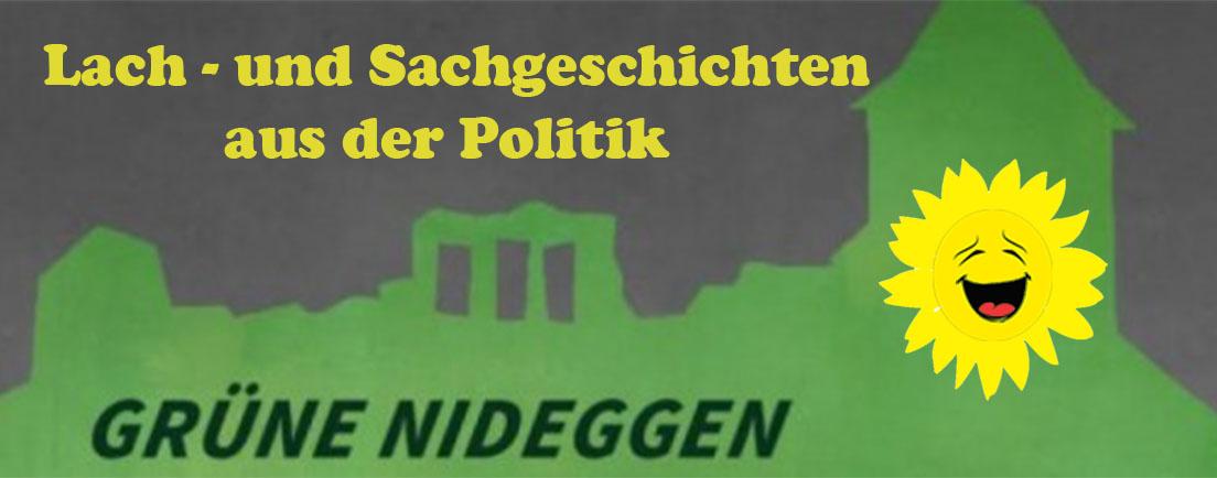 Politik Nideggen Grüne Nideggen