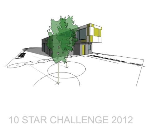 10 star design challenge perspective