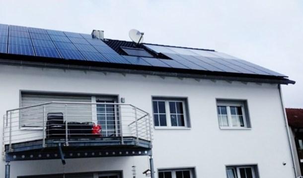 Mehr als nur Licht: Dank der Solarmodule kann die Kraft der Sonne optimal genutzt werden (Quelle: Jessica Schwarz)
