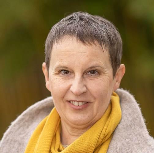 Wissenschaftsjournalistin Sonja Bettel von Flussreporter.