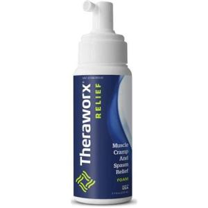 THERAWORX RELIEF – 7.1 fl oz (210 ml) Foam