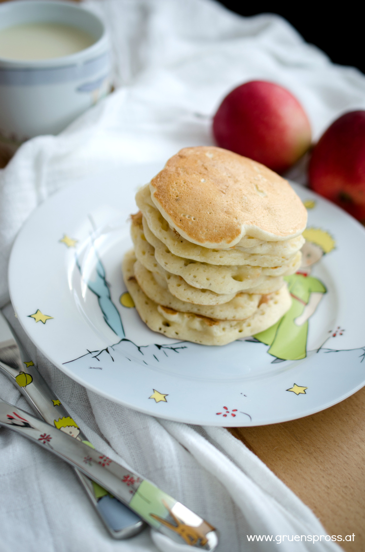 pancakes haushaltszuckerfrei