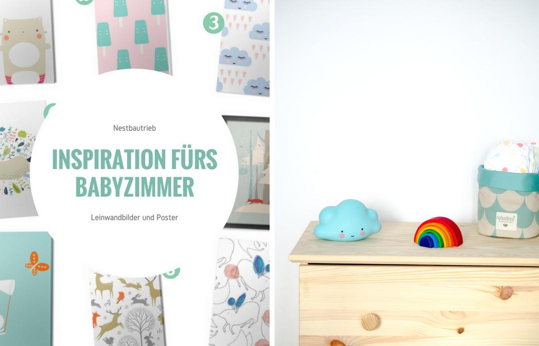 Inspiration bilder f rs babyzimmer gr nspross - Babyzimmer inspiration ...