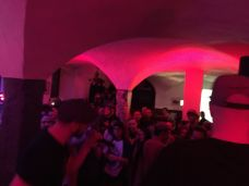 Crowd 3. Company Slow. Frankenburger. Live Hip Hop. Bratwurst Rap. Coburg.