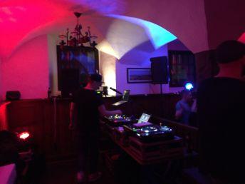 Crowd 4. Company Slow. Frankenburger. Live Hip Hop. Bratwurst Rap. Coburg.
