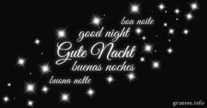 Bilder Und Spruche Gute Nacht Gute Nacht Spruche