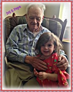 Ivy Joy & Papa