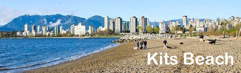 Walk to Kitsilano Beach