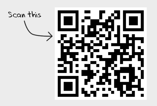 How To Use QR Codes In Lessons.