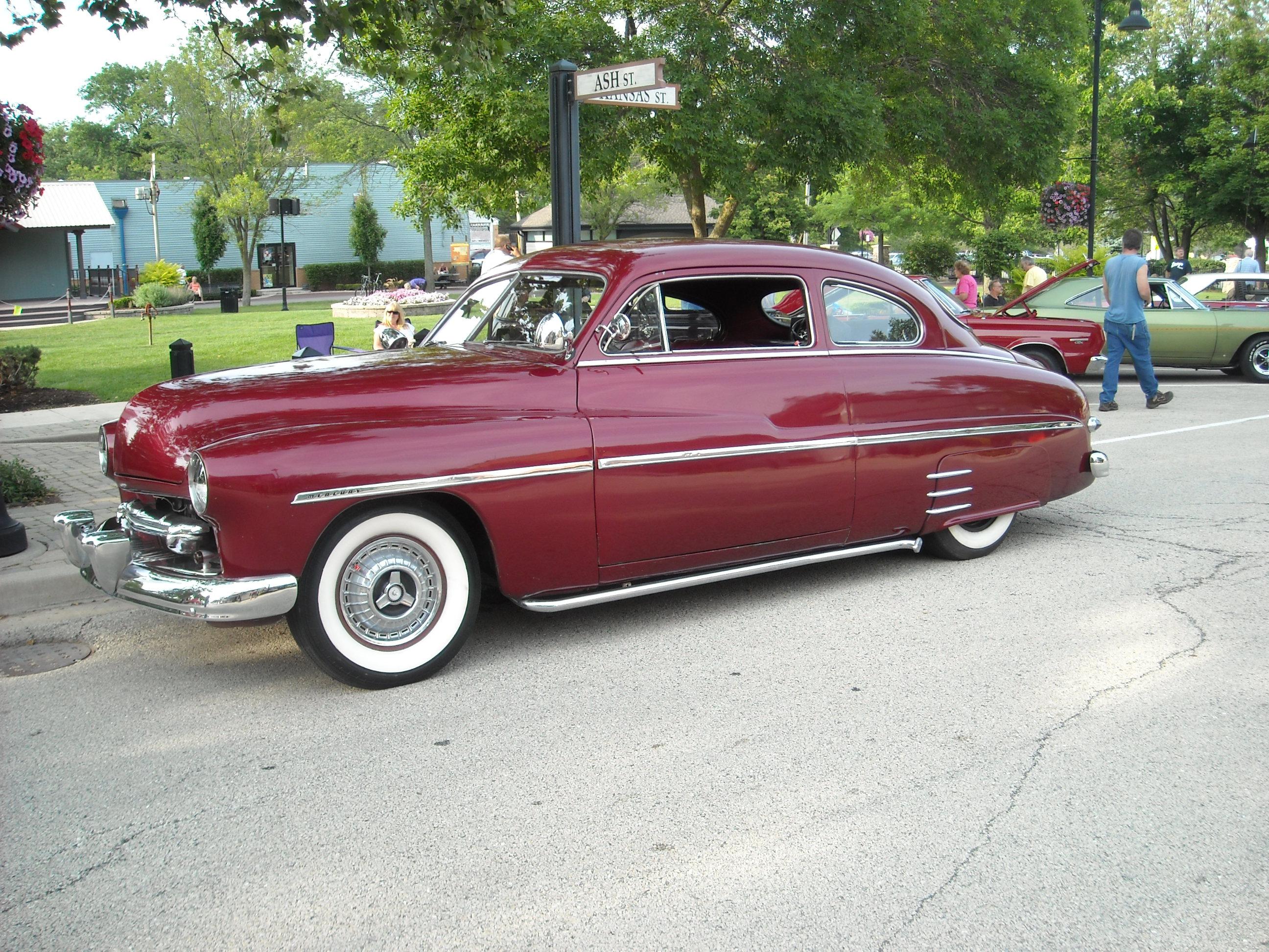 1959 Mercury Sedan