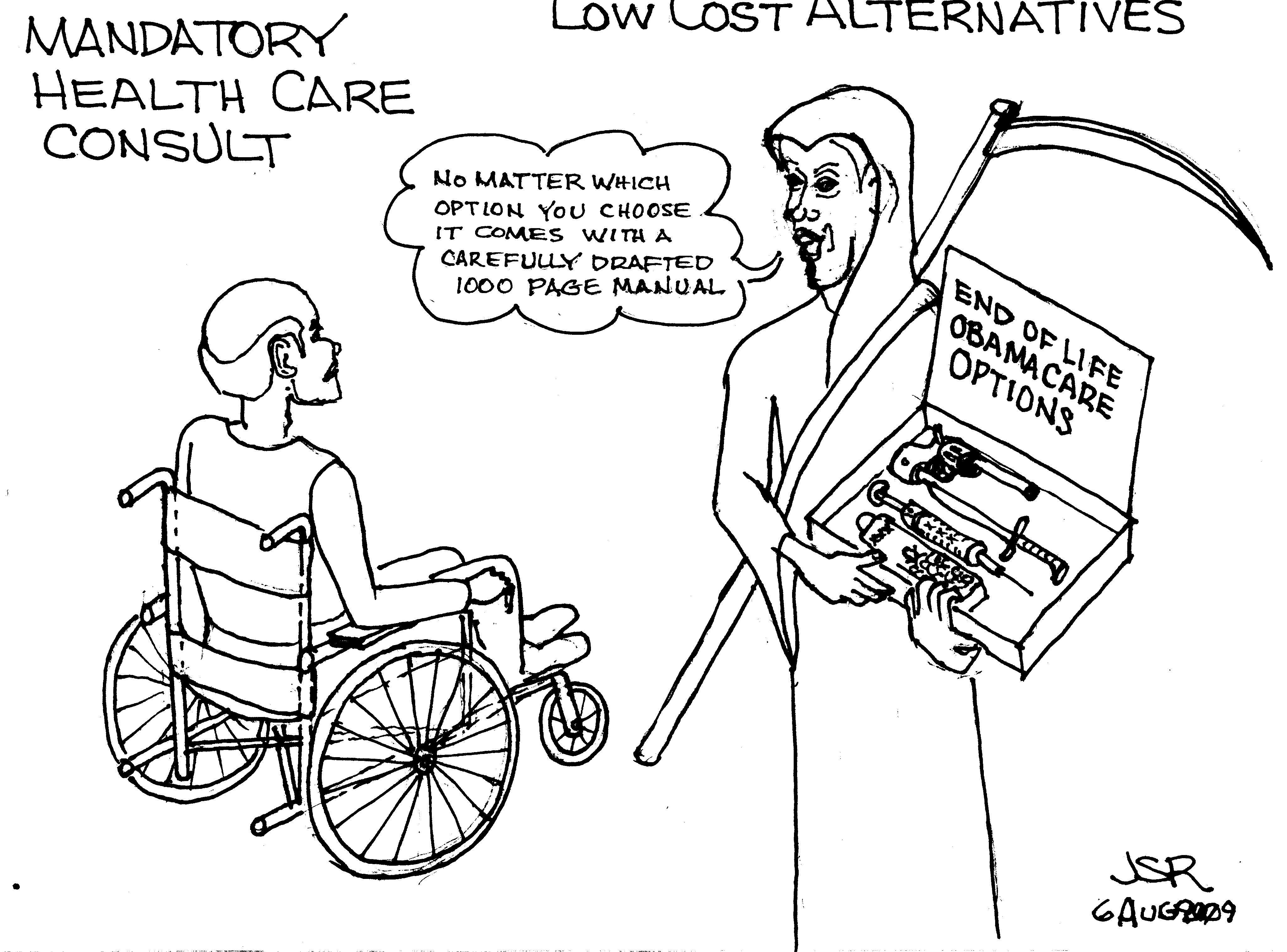 Obamacare Satire Cartoons