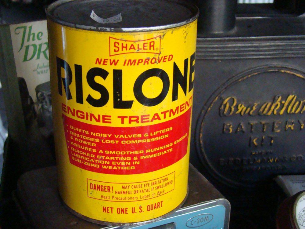 Rislone Engine Treatment Can, Full Quart