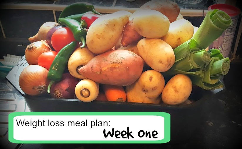 meal plan slimming world