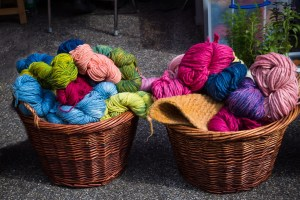 wool, cat's cradle, hand labor