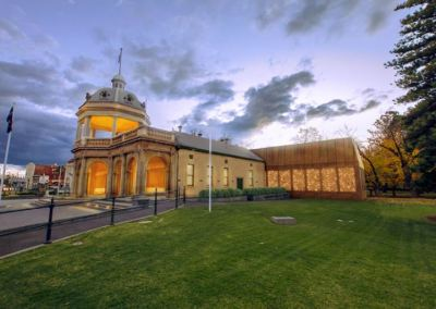 Bendigo Soldiers' Memorial Institute