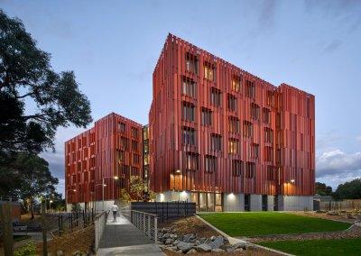 Gillies Hall at Monash University