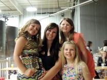 Carlee + Paul girls
