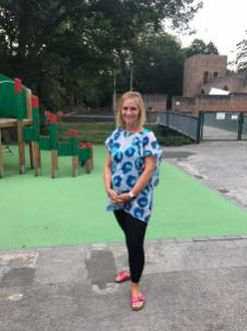 Neue Kassiererin: Julia Pelzer für Sonja Gommans